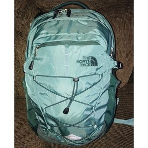North Face | Borealis Backpack Mint